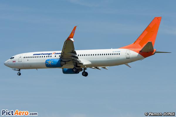 Boeing 737-8HX/WL (Smart Wings)