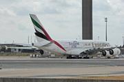 Airbus A380-861 (A6-EDF)