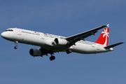 Airbus A321-211 (F-GYAR)