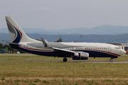 Boeing 737-7AU/BBJ (VP-BIZ)