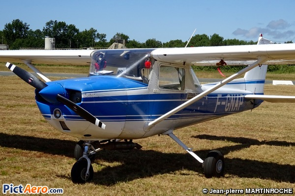 Reims F150 L (Aéroclub de Graulhet)
