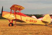 Stampe-Vertongen SV-4B (G-BRXP)