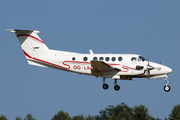 Beech Super King Air 200 (OO-LAC)