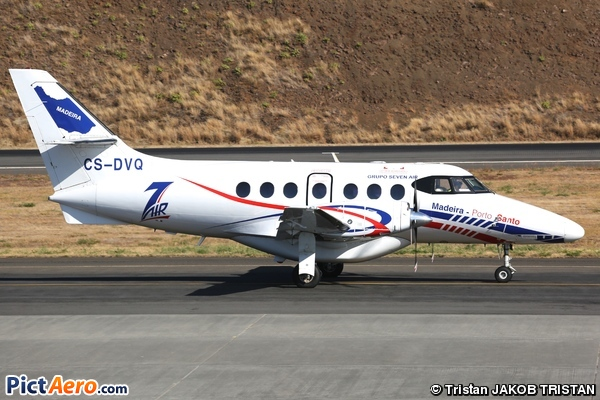 BAe 3206 Jetstream 31 (Aerovip)