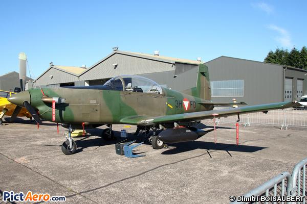 Pilatus PC-7 (Austria - Air Force)