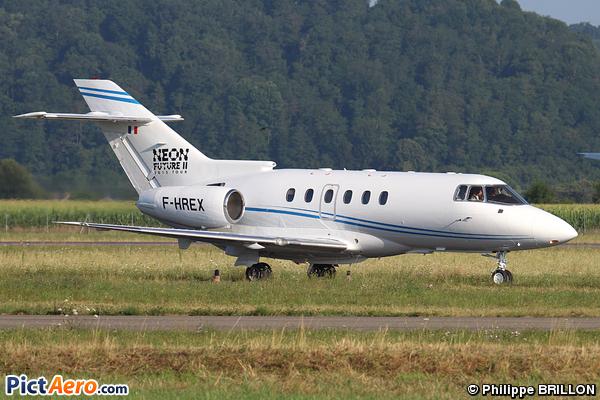 Raytheon Hawker 800XP (Privé / Private)