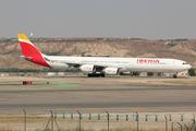 Airbus A340-642 (EC-IQR)