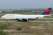 Boeing 747-451 (N665US)