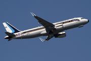 Airbus A320-214CJ (F-WHUE)