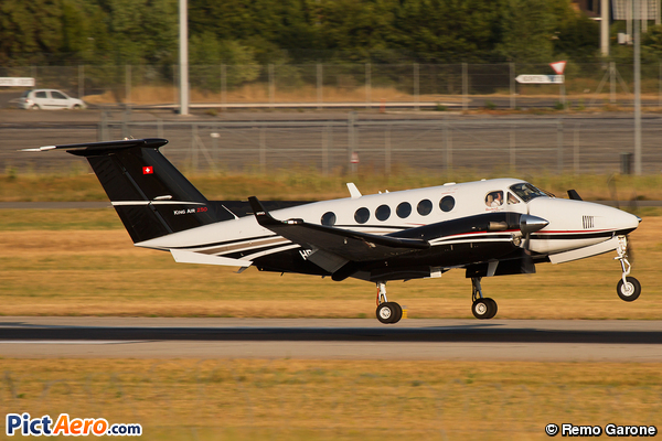 Beechcraft 250 King Air (Albinati Aeronautics)
