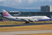 Boeing 747-409F/SCD (B-18201)