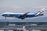 Boeing 747-8HVF  (VQ-BLR)