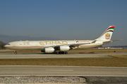 Airbus A340-541 (A6-EHB)