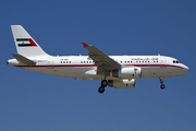 Airbus A319-133X/CJ (A6-ESH)