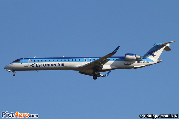 Bombardier CRJ-900 (Estonian Air)