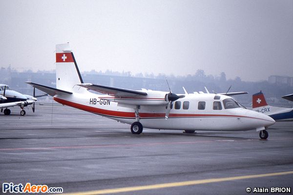 Aero Comander 685 (Inconnu)