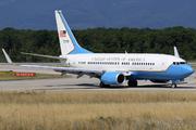 Boeing C-40C/BBJ (737-7CP) Clipper