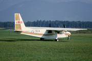 BN-2B-20 islander (JY-DCA)