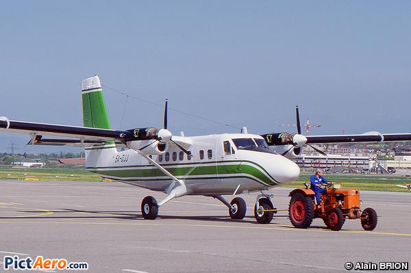 De Havilland Canada DHC-6-300 Twin Otter (Libya Aeroclub)