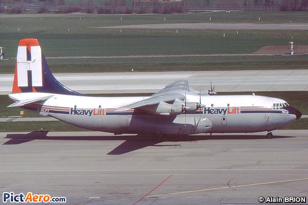 Short Belfast C.1 (HeavyLift Cargo Airlines)