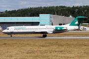 Fokker 100 (F-28-0100) (YR-FKA)