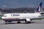 Boeing 767-204(SF) (G-BLKV)