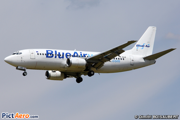 Boeing 737-322 (Blue Air)