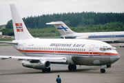 Boeing 737-205 (LN-SUK)