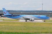 Embraer ERJ-190-100 STD (OO-JEB)
