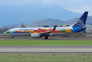 Boeing 737-8V3 (HP-1825CMP)
