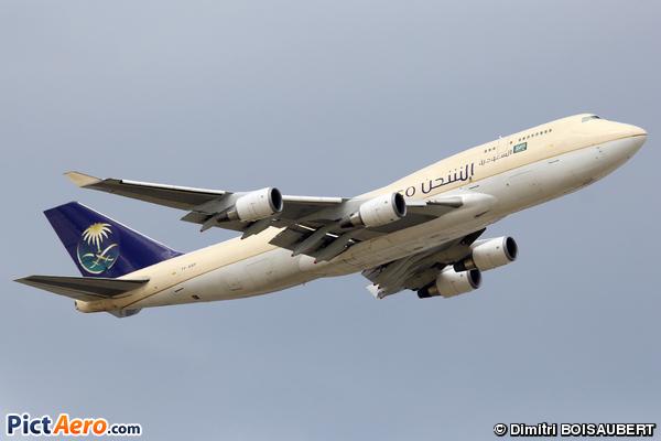 Boeing 747-481/BCF (Air Atlanta Icelandic)