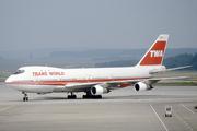 Boeing 747-131 (N93107)