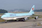 Boeing 747-2B5B/SF (HL7454)