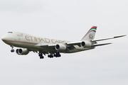 Boeing 747-87UF/SCD (N855GT)