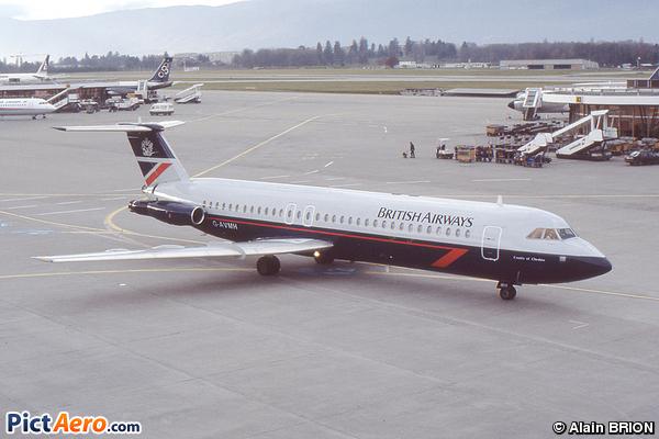 BAC 1-11-510ED One-Eleven (British Airways)