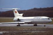 Tupolev Tu-154B-2 (CCCP-85400)