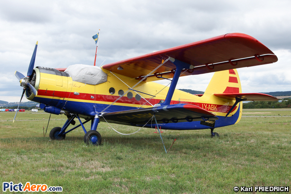 Antonov An-2TP (Private)