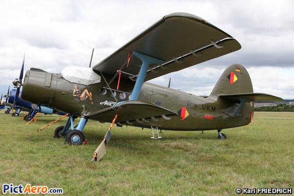 Antonov An-2T (Private)