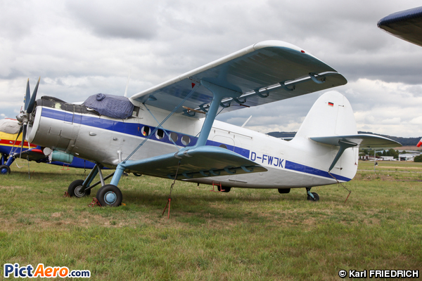 Antonov An-2TD (Private)