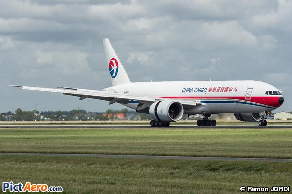 Boeing 777-F6N (China Eastern Cargo)
