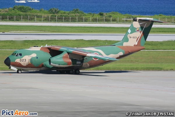 Kawasaki C-1 (Japan - Air Self-Defense Force (JASDF))
