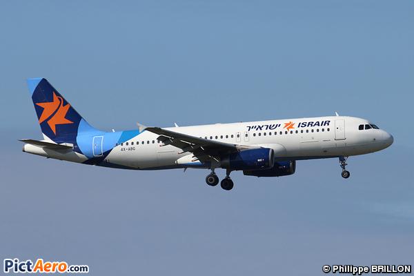 Airbus A320-232 (Israir)