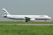 Airbus A321-232 (SX-DGP)