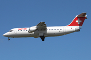 British Aerospace Avro RJ100 (HB-IYQ)