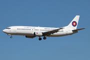 Boeing 737-46B (JY-JAP)