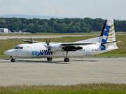 Fokker 50 (OO-VLR)