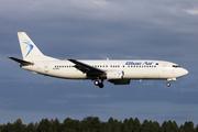 Boeing 737-430 (YR-BAS)