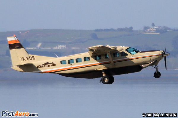 Cessna 208B Grand Caravan (Great Barrier Airlines)