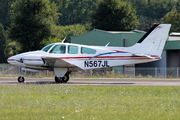 Beech 95-B55 Baron (N567JL)