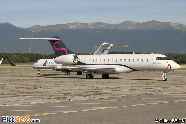 Bombardier BD-700-1A11 Global 6000 (WFBN.)